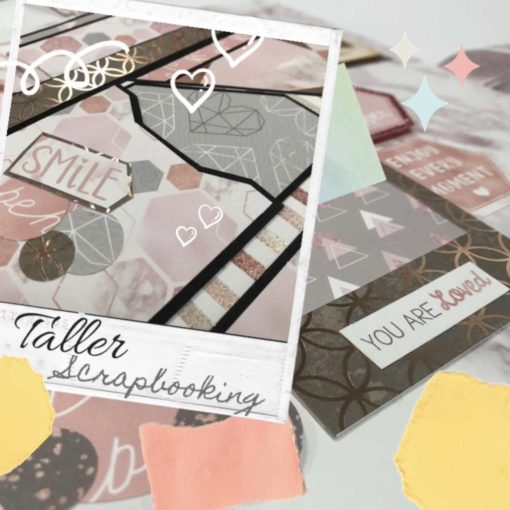 taller scrapbooking happy you
