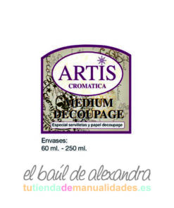 Gel de decoupage artis