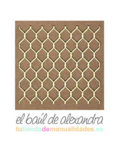 chipboard fondo red