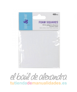 Almohadillas foam 1mm