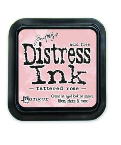 Tinta Tattered rose ink