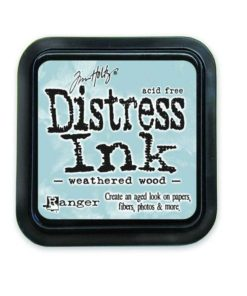 Tinta Weathered wood ink